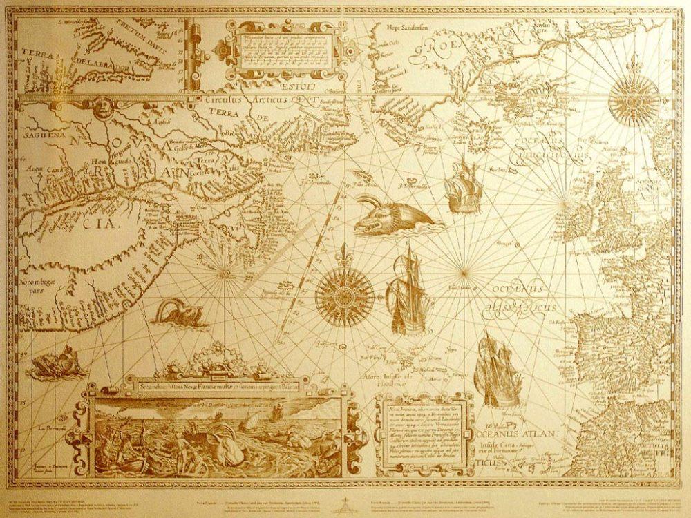 dragons map